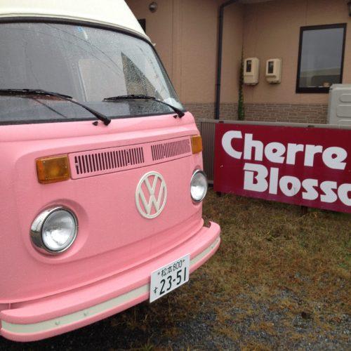 cafe' Cherre Blossom